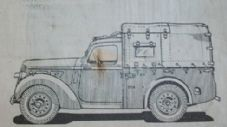 Hillman Utility Vehicle.MK2B. Replacement parts catalogue.